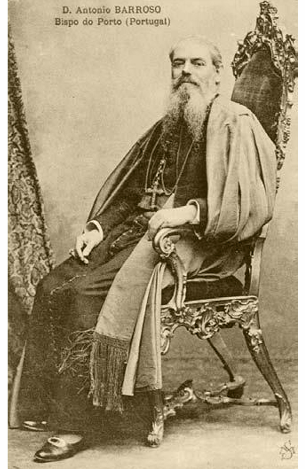 Bispo do Porto (20-5-1899  .  31-8-1918)