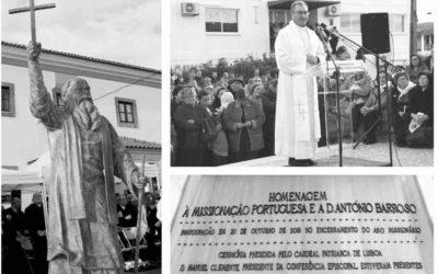 Memórias em bronze – uma homenagem à missionação portuguesa e ao venerável D. António Barroso