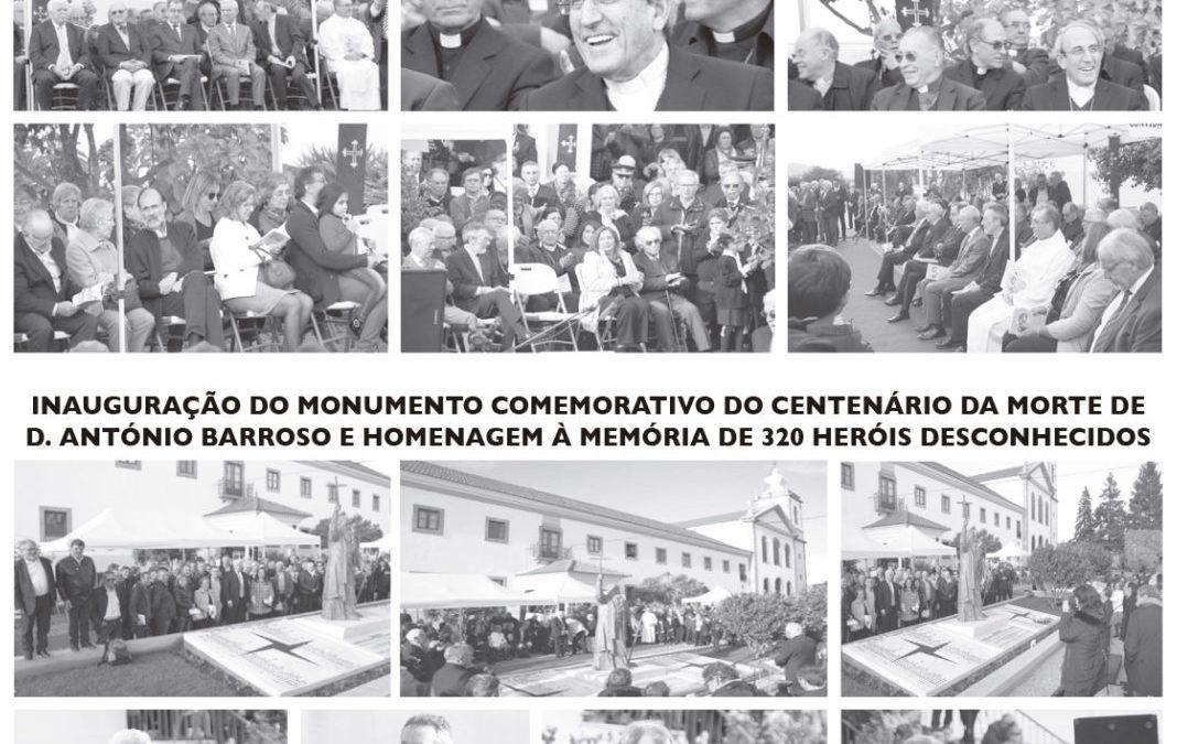 Homenagem à Missionação Portuguesa e ao Venerável D. António Barroso, promovida pela Postulação, no Dia Mundial das Missões (20-10-2019)