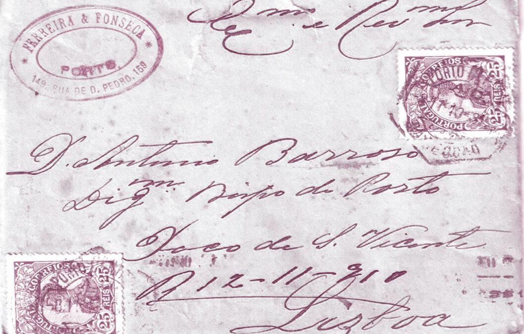 D. António Barroso . Correspondência – As cartas que contam os dias do bispo missionário